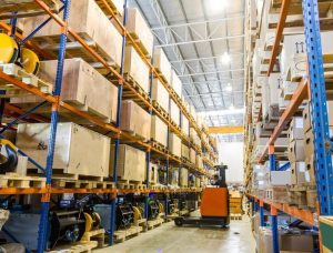 Modern Warehouses and Distribution Centers