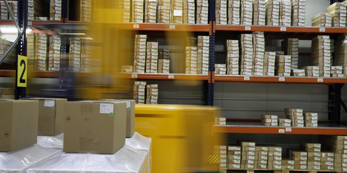 commercial warehousing maryland