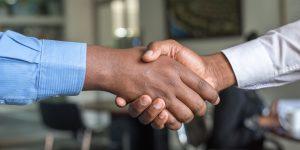 Handshake Closeup
