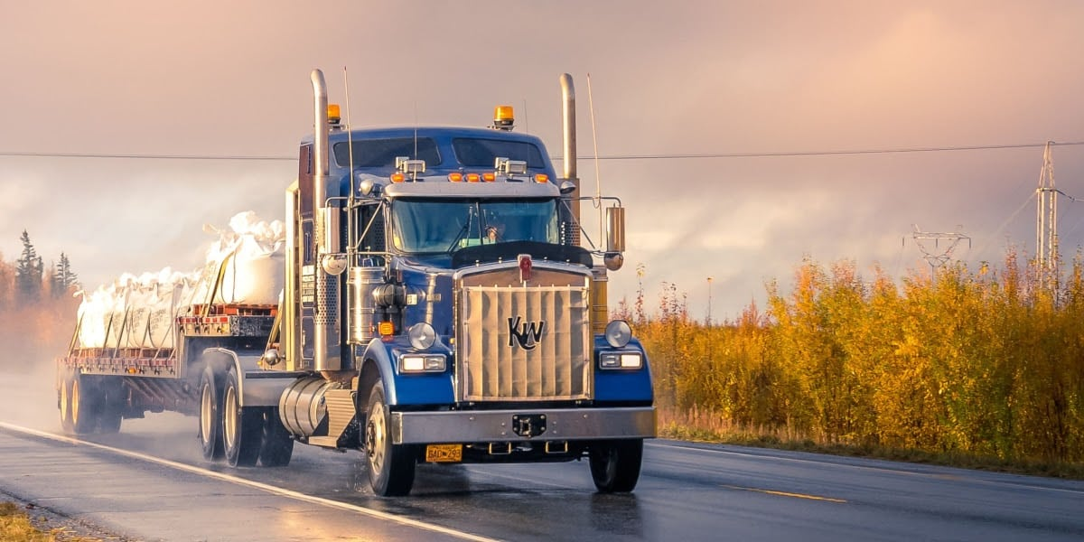 3PL Company Trucking